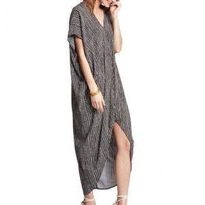 Hatch Riviera Hi-Lo dress EUC